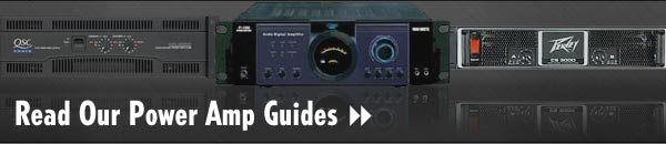 Read Our Power Amplifier Guides
